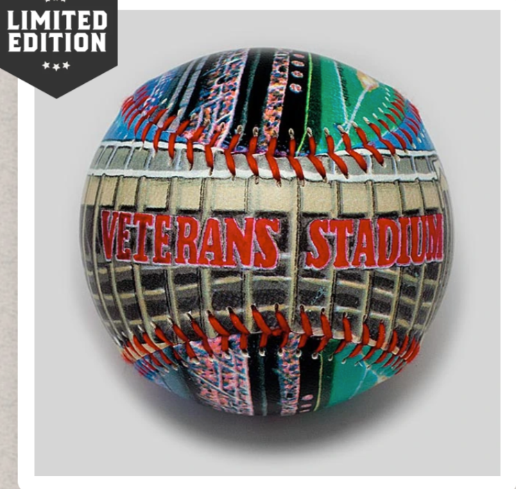 Veterans Stadium Unforgettaball