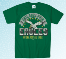Philadelphia Eagles Show Stopper T-shirt