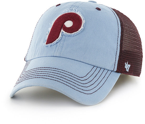 Philadelphia Phillies Taylor Stretch Fit cap