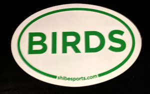 2 BIRDS Stickers