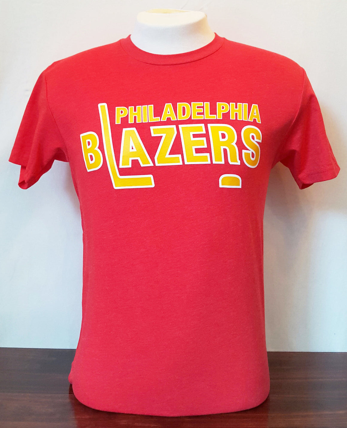 Philadelphia Blazers Red Tee
