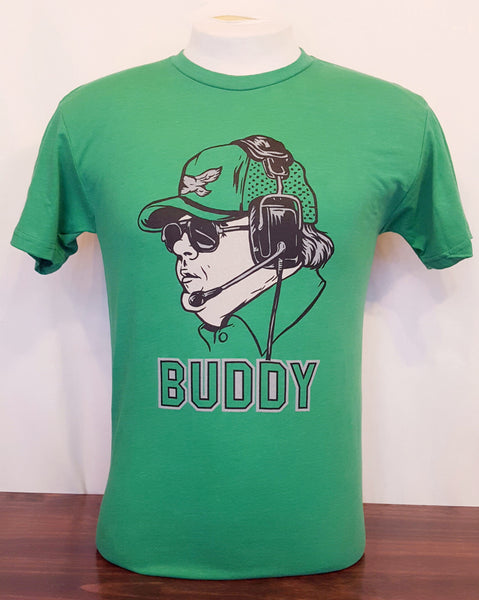 Buddy Ryan Football T-shirt