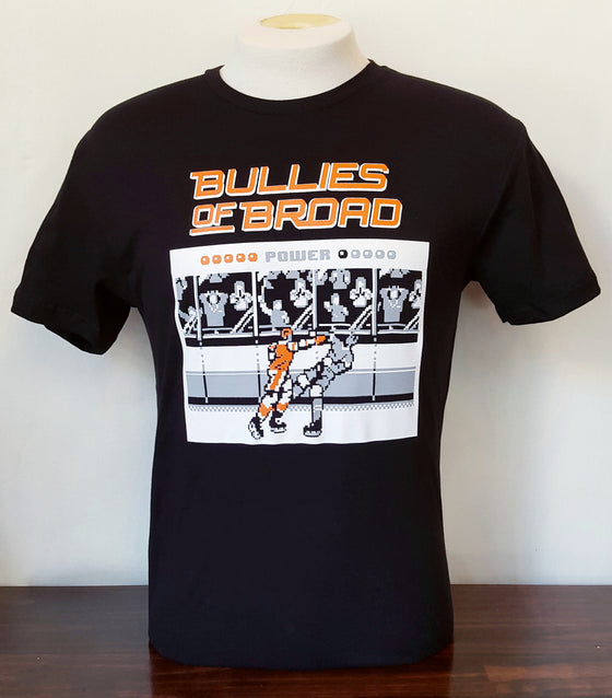 Bullies of Broad Blades of Steel tee shirt