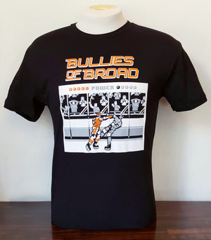 Philadelphia Flyers Bullies of Broad blades of steel shirt