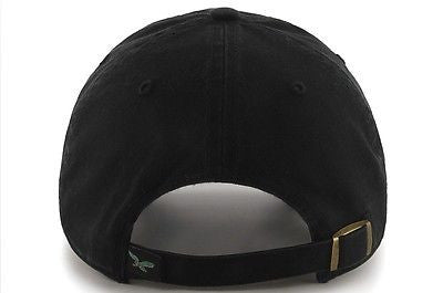 Philadelphia Eagles Vintage Logo Black Clean Up Hat - Shibe Vintage ... ba4212ad9
