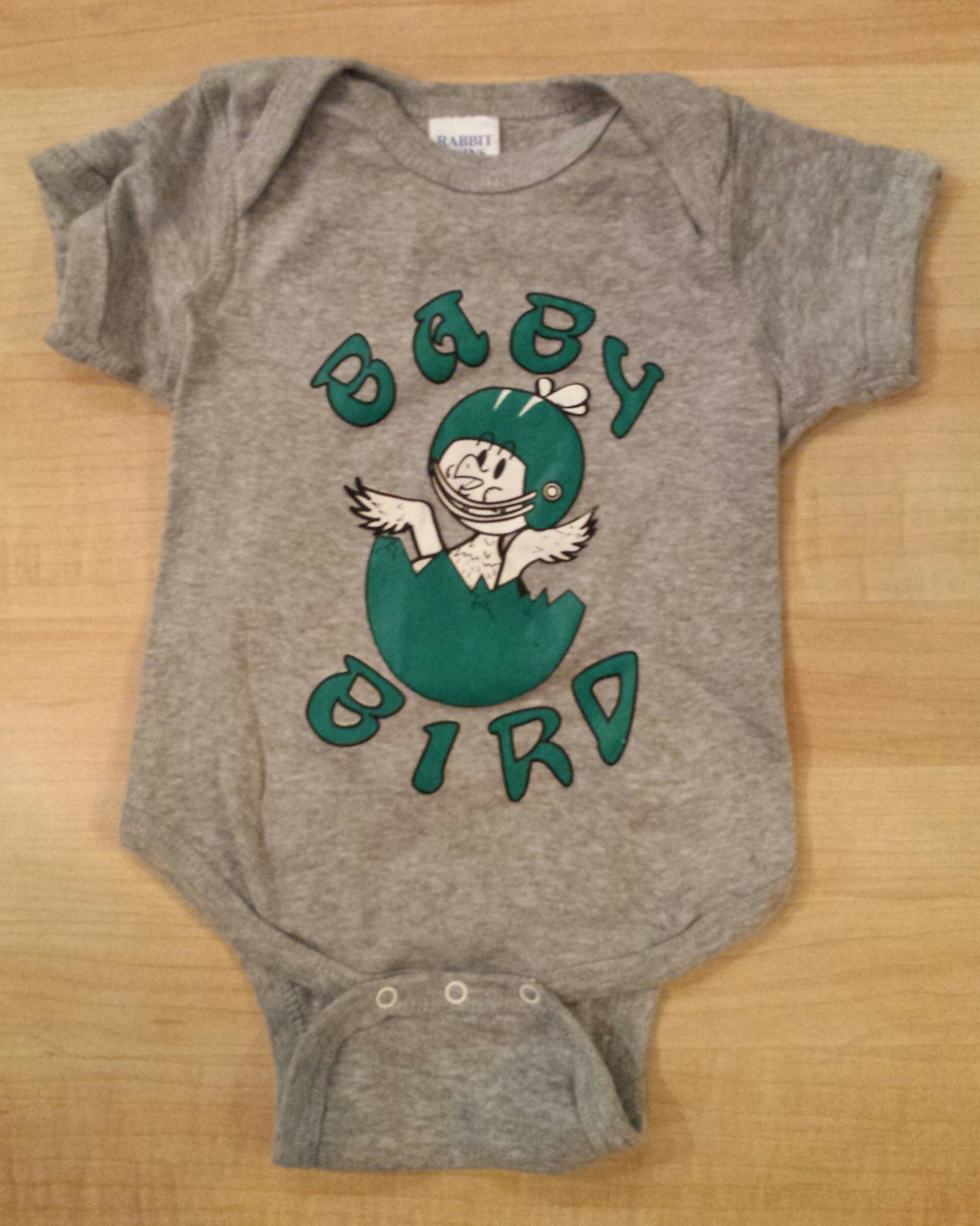 bbf572c346e Baby Bird Eagles Onesie.