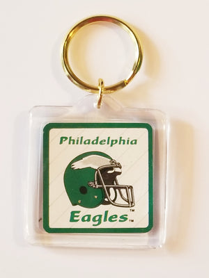 Eagles Vintage Keychain