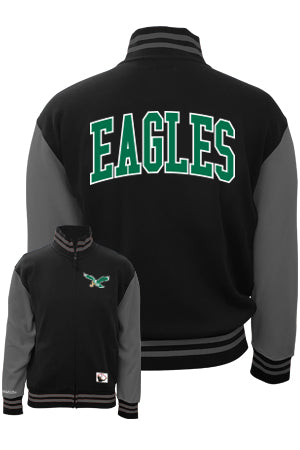 Philadelphia Eagles Varsity Fleece Jacket