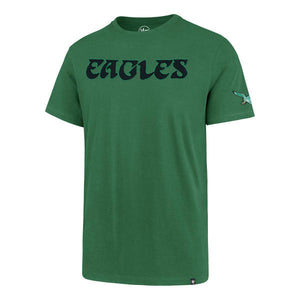 Philadelphia Eagles Fieldhouse Legacy Kelly Green T-shirt