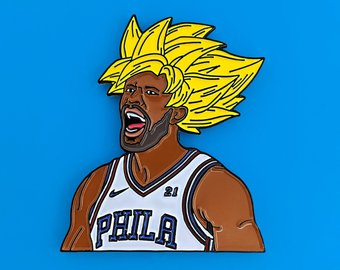 Embiid pin