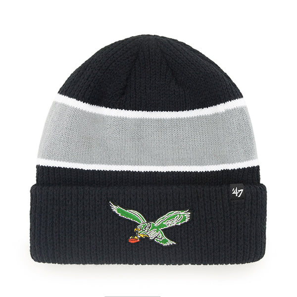 Philadelphia Eagles Vintage Knit Hat - Shibe Vintage Sports 08e4e31e0e1