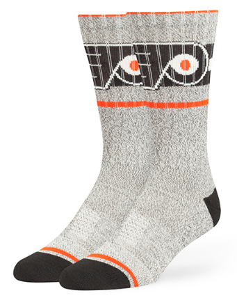 Philadelphia Flyers Collins Fuse Sport Sock