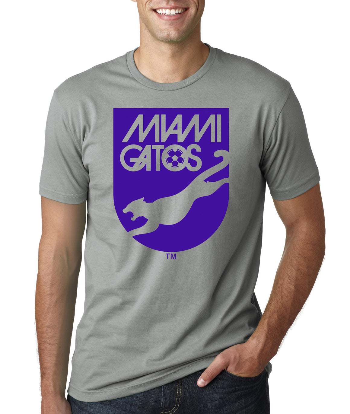 Miami Gatos Tee