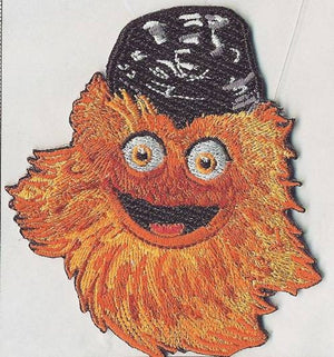 Gritty Face Patch