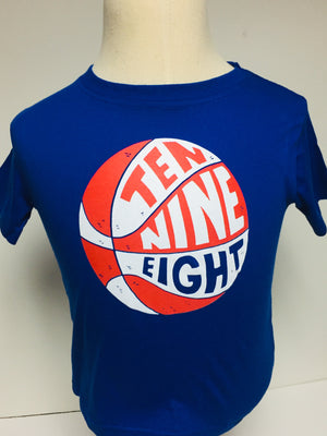 10-9-8 76ers Toddler & Youth T-Shirt