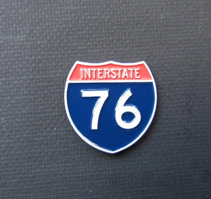 Interstate 76 pin
