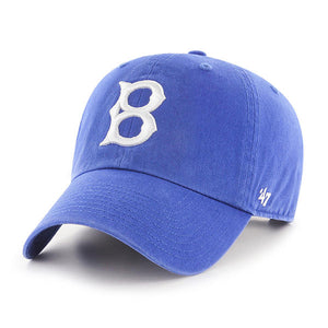 Brooklyn Dodgers Cooperstown Clean Up Logo Hat