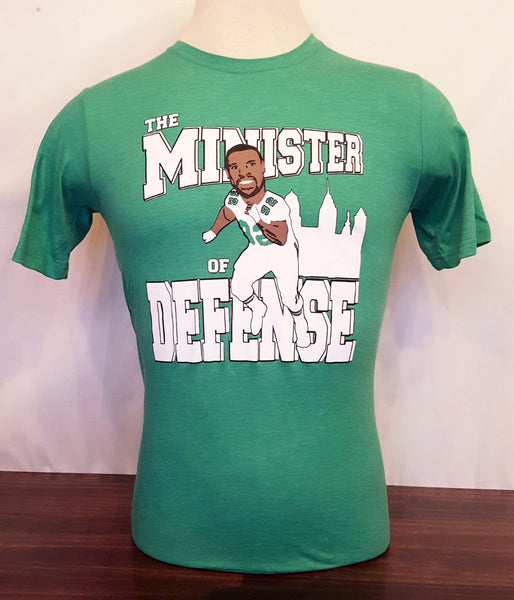 The Minister Of Defense T-shirt