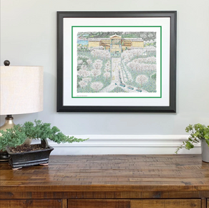 Philadelphia Eagles 2018 Championship Parade Print by Philly Word Art