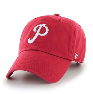 Philadelphia Phillies 1950s Adjustable Red Clean Up