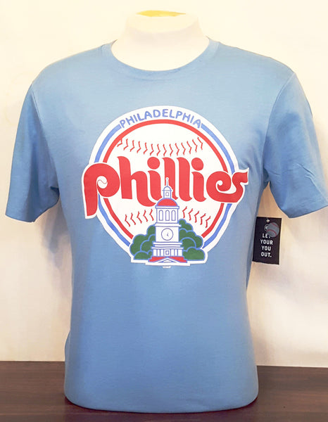 Philadelphia Phillies Independence Hall Logo Tee