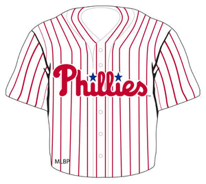"Phillies 3"" Jersey Magnet"