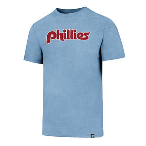 Philadelphia Phillies Carolina Blue Club Tee