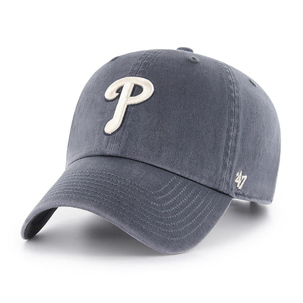 "Philadelphia Phillies ""Clean Up"" Adjustable Vintage Navy cap"
