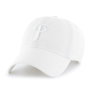 "Philadelphia Phillies ""Clean Up"" Adjustable White Tonal cap"
