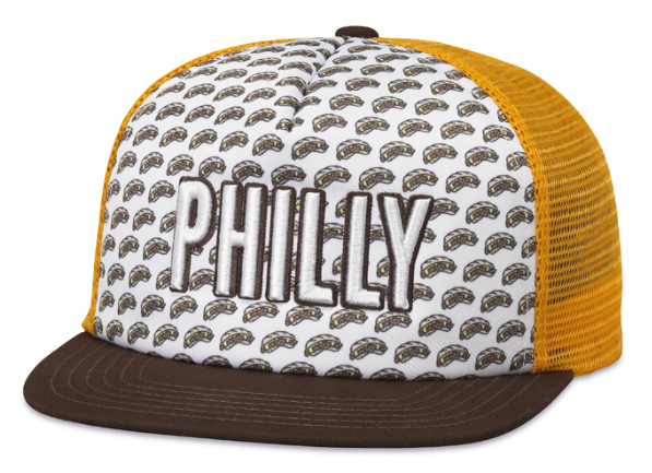 Philly Grub Cheesesteak Snapback Hat
