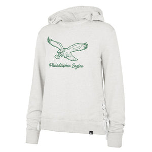 Philadelphia Eagles Sideline Lace Pullover Women's