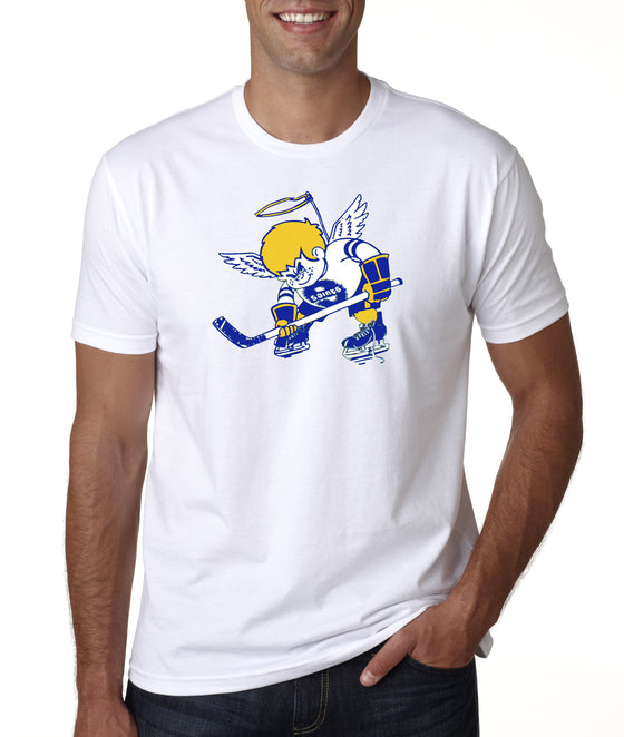 Minnesota Fighting Saints (1972 - 76) Tee