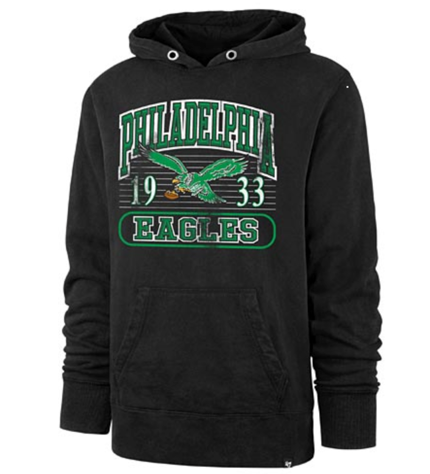 Philadelphia Eagles Franconia Crosby Hooded Sweatshirt