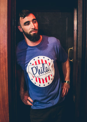 Phila Nationals Basketball T-shirt