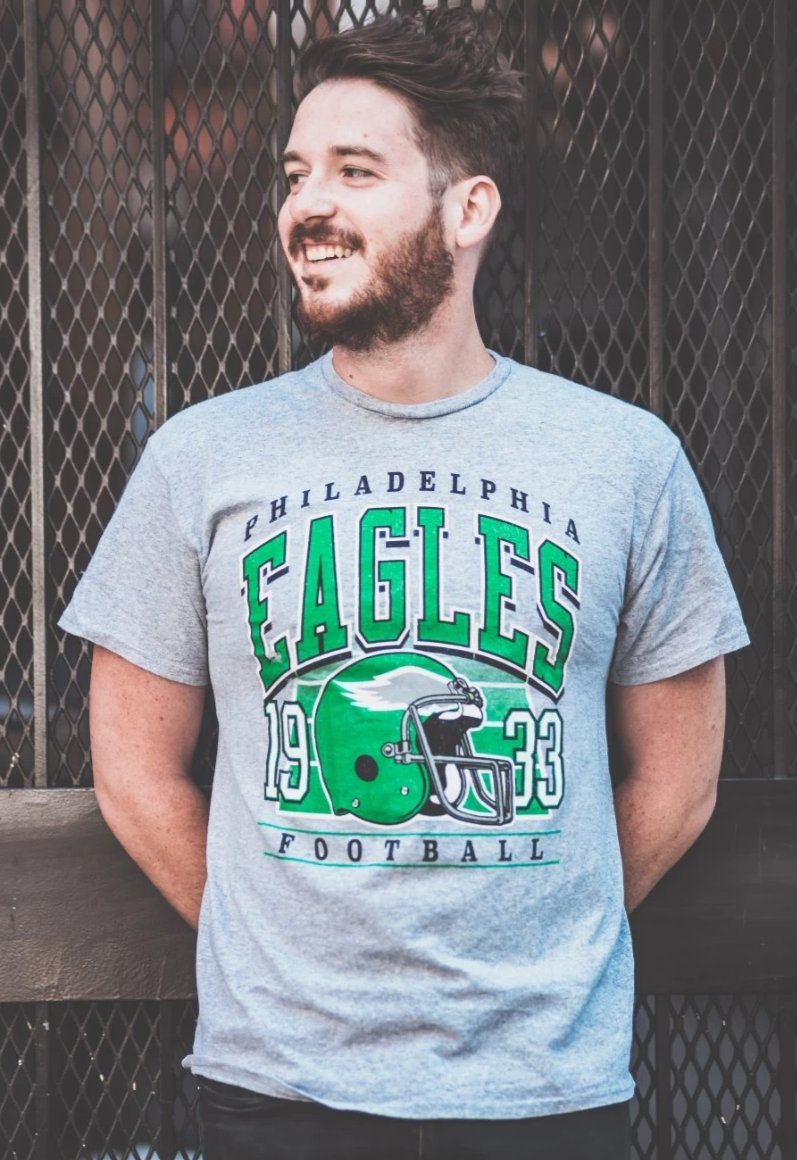 Philadelphia Eagles Field General T-shirt
