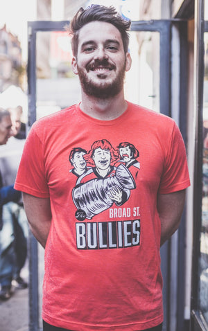 Broad St. Bullies Stanley Cup tee shirt