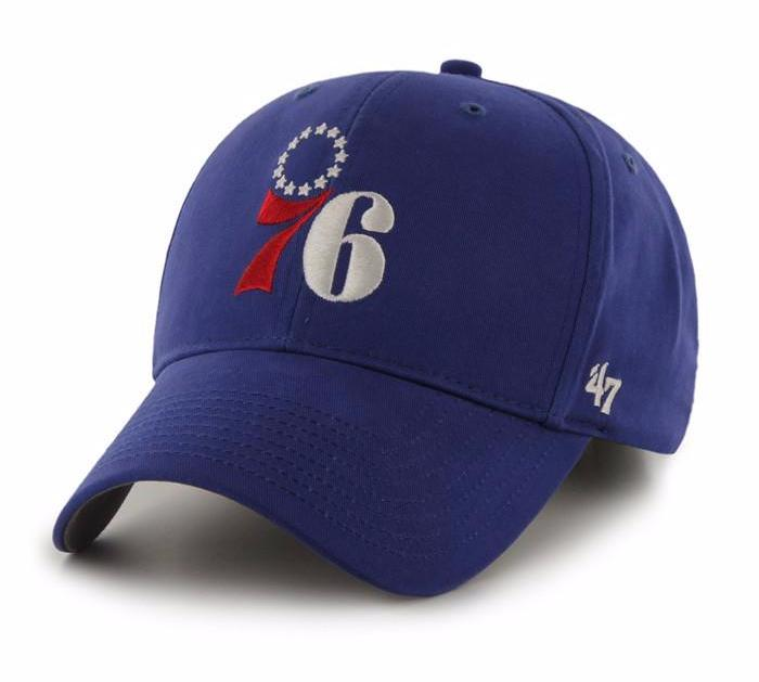 Philadelphia 76ers Blue MVP Youth Hat