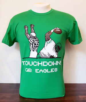 Tecmo Bowl T-shirt - Philadelphia