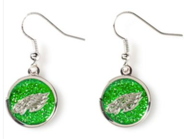 Eagles Logo Earrings