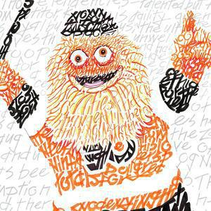 Gritty Word Art