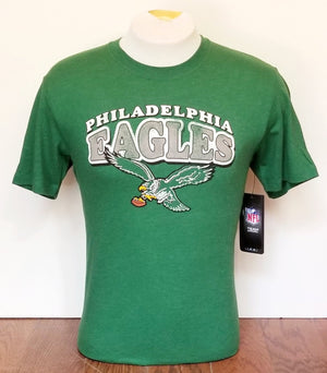 Philadelphia Eagles Legacy Clover Rewind Club Tee