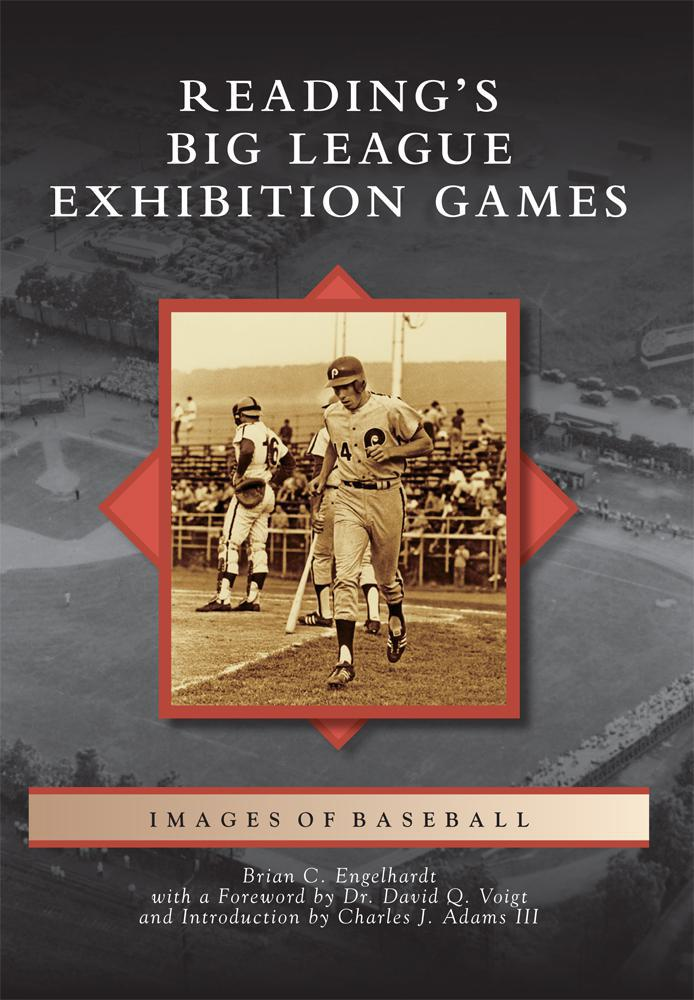 Reading's Big League Exhibition Games