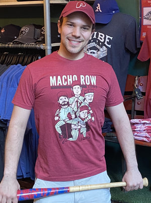 Macho Row 1993 Tee Shirt