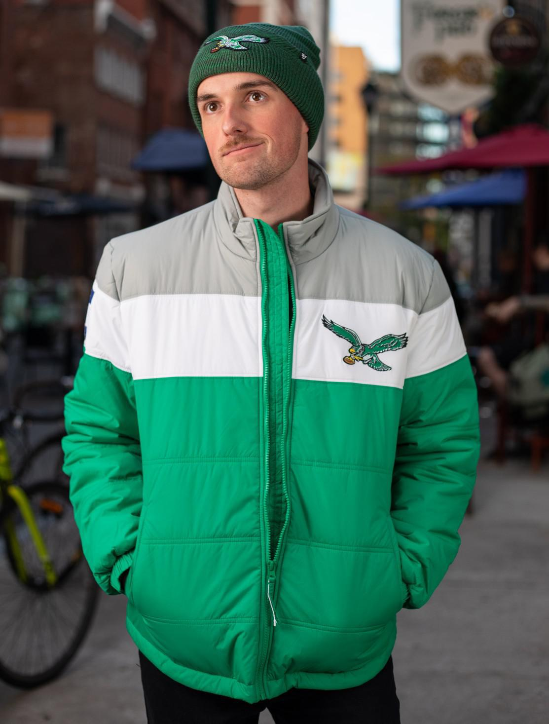 Philadelphia Eagles In The Clutch Jacket