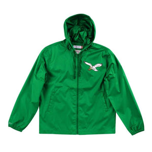 Philadelphia Eagles Team Captain Lightweight Windbreaker