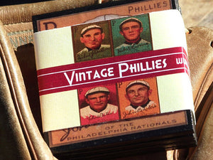 Vintage Phillies Drink Coasters