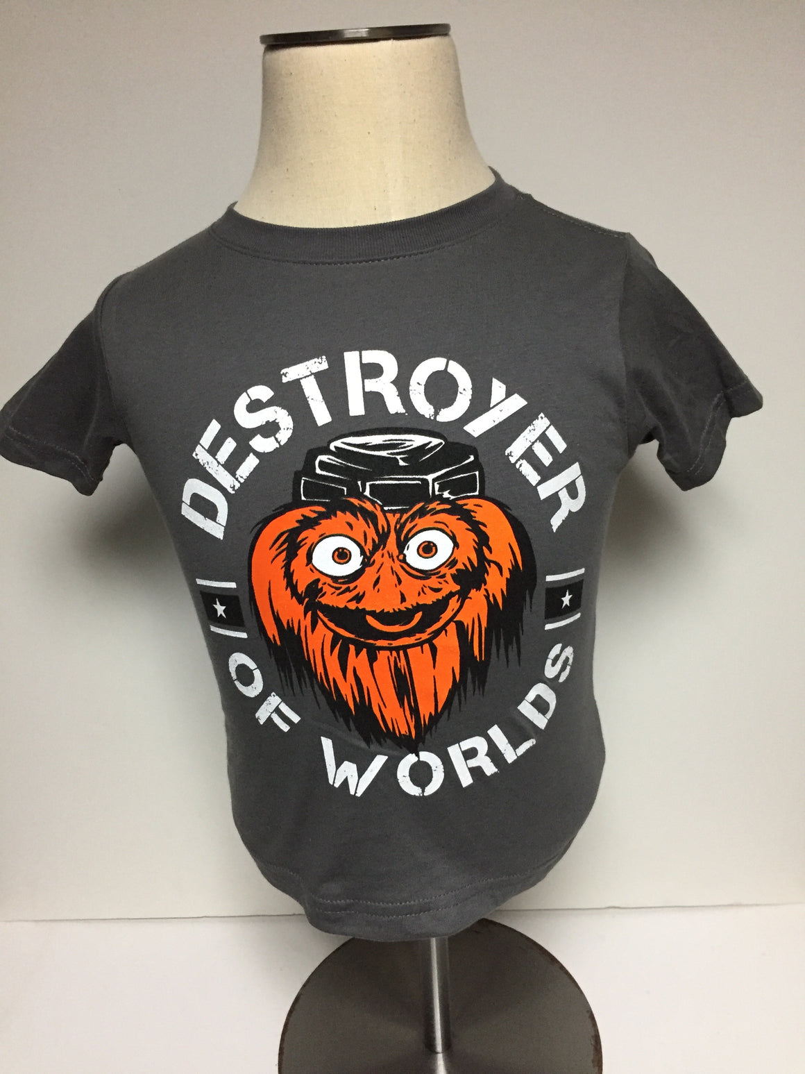 Gritty Destroyer Of Worlds Toddler Shirt