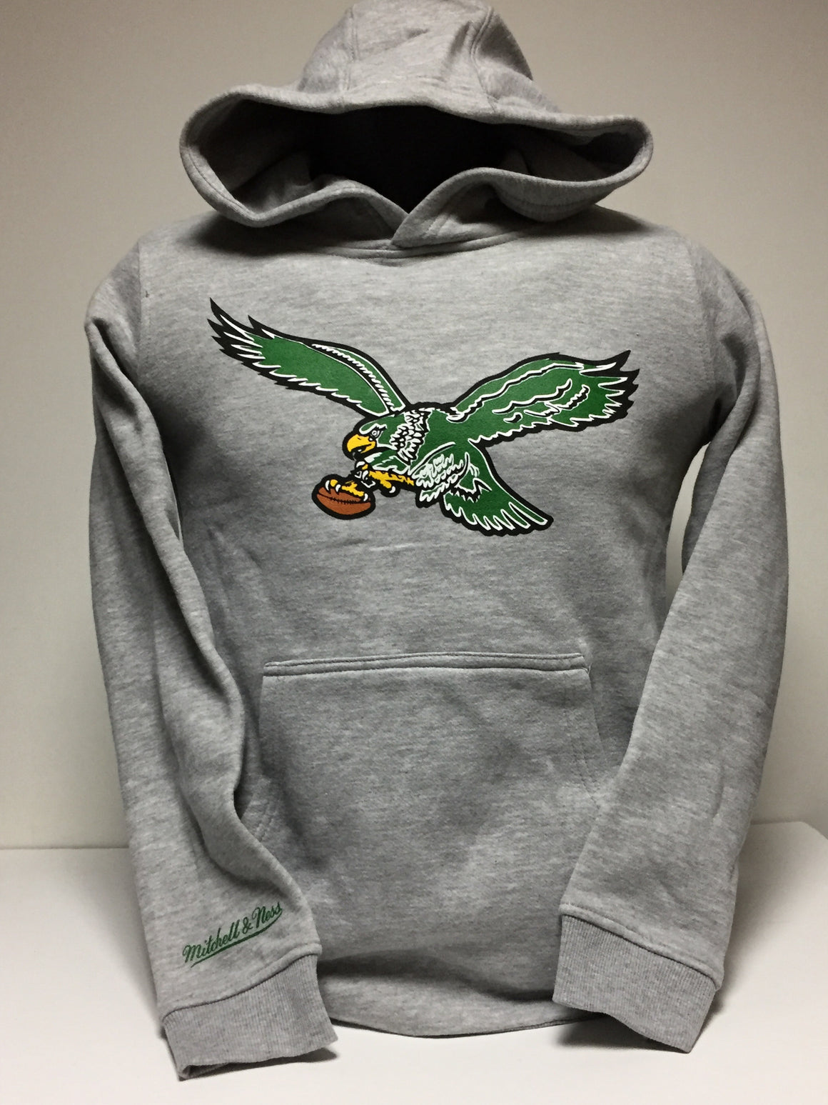 Eagles Youth Retro Logo Fleece Hoodie