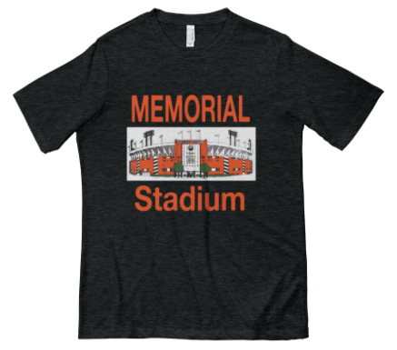 Baltimore Memorial Stadium tee
