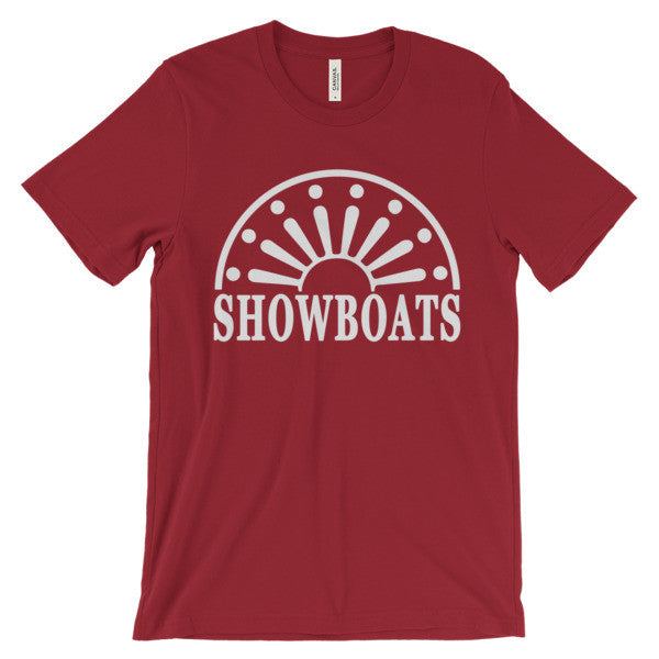 Memphis Showboats t-shirt